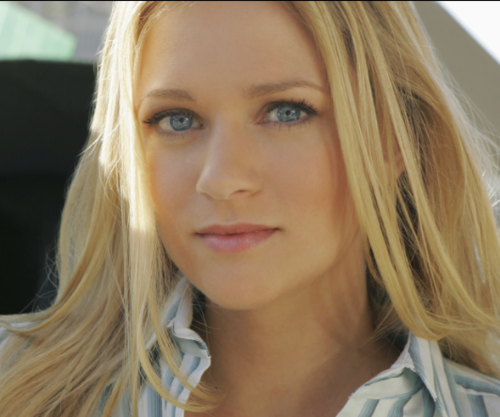 AJ Cook as Agent Jennifer Jareau