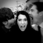 Spencer, Em, Hotch