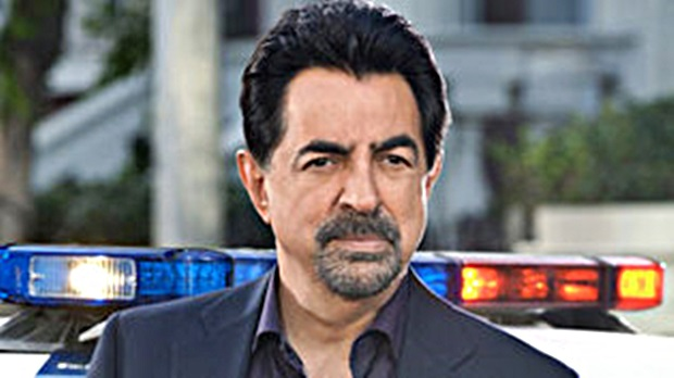 Joe Mantegna and Agent Dave Rossi