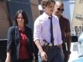 Criminal Minds BTS: JLH On-Set Photos w/MGG, Joe, Shemar!