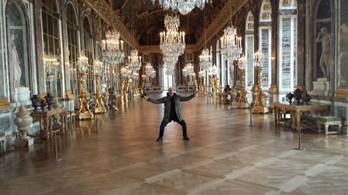 simon on Versailles