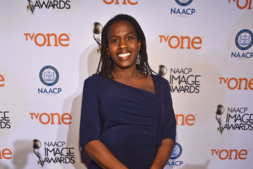 Hanelle was nominated for an NAACP Image Award this year.