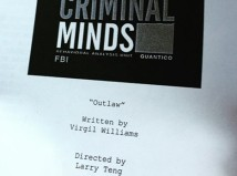 "Promo for Criminal Minds Episode 11x04, ""Outlaw"""