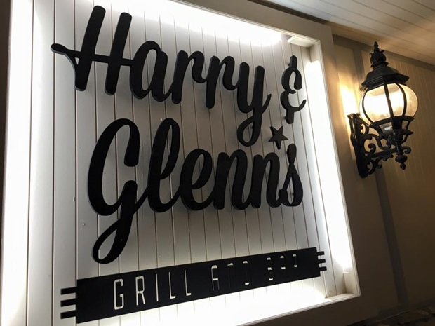 Harry and Glenn's logo