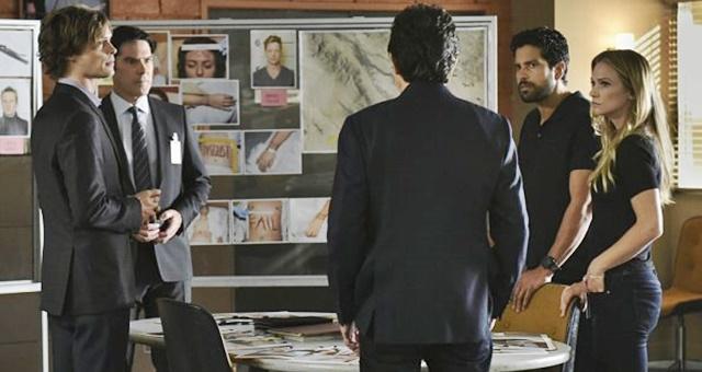 """Criminal Minds Press Release for Episode 12×01, """"The Crimson King"""""""