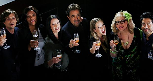 Criminal Minds Wins People's Choice Favorite TV Crime Drama!
