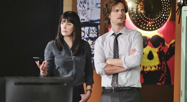 "Promo and Pics for Criminal Minds Episode 13×04, ""Killer App"""