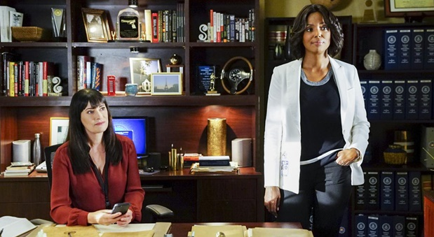 "REVIEW for Criminal Minds Episode 13×02, ""To a Better Place"""