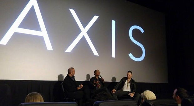 """REVIEW for """"AXIS"""", a Film Directed by Aisha Tyler, CM's Own Tara Lewis!"""