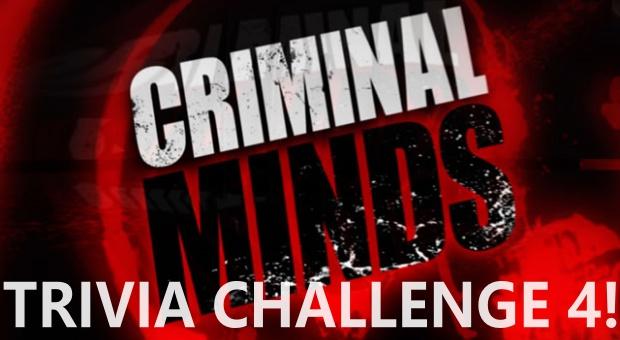 *PICS! WINNERS ANNOUNCED** CONTEST! CRIMINAL MINDS TRIVIA CHALLENGE 4!