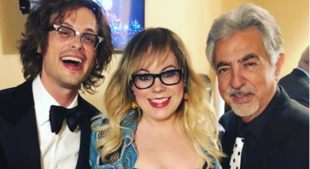 New Interview with Criminal Minds Joe Mantegna and Kirsten Vangsness!